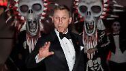 """Kate stiehlt den Bond-Girls die Show: Die glamouröse """"Spectre""""-Premiere in London"""