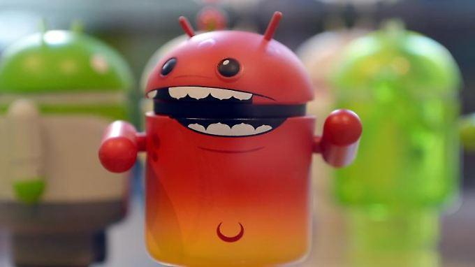 Android hat nach wie vor ein Update-Problem.