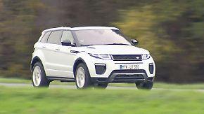 Alles besser, alles sicherer?: Neuer Range Rover Evoque auf Herz und Nieren geprüft