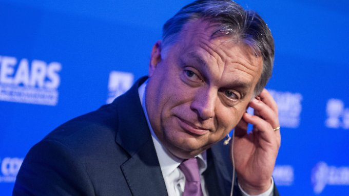 Unter anderem hat Orban den US-Milliardär George Soros auf den Kieker.