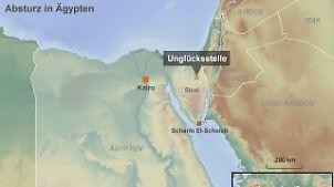 Thema: Flugzeugabsturz in Ägypten