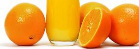 Selbst nach dem Pasteurisieren: Orangensaft gesünder als Orangen