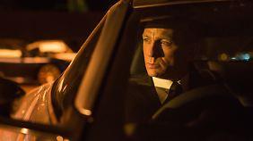Ist nicht mehr der Alte: Daniel Craig alias James Bond.