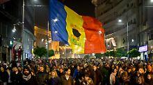Proteste nach Disko-Katastrophe: Rumäniens Premier tritt zurück