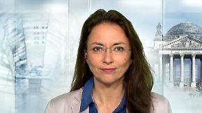 """Yasmin Fahimi im n-tv Interview: """"Es wird mit uns keine Transitzonen geben"""""""