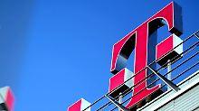 Die Geschäfte laufen gut, insbesondere in den USA: Die Telekom kann ihren Ausblick bekräftigen.