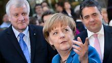 Drei große offene Fragen: Darüber streitet der Flüchtlingsgipfel