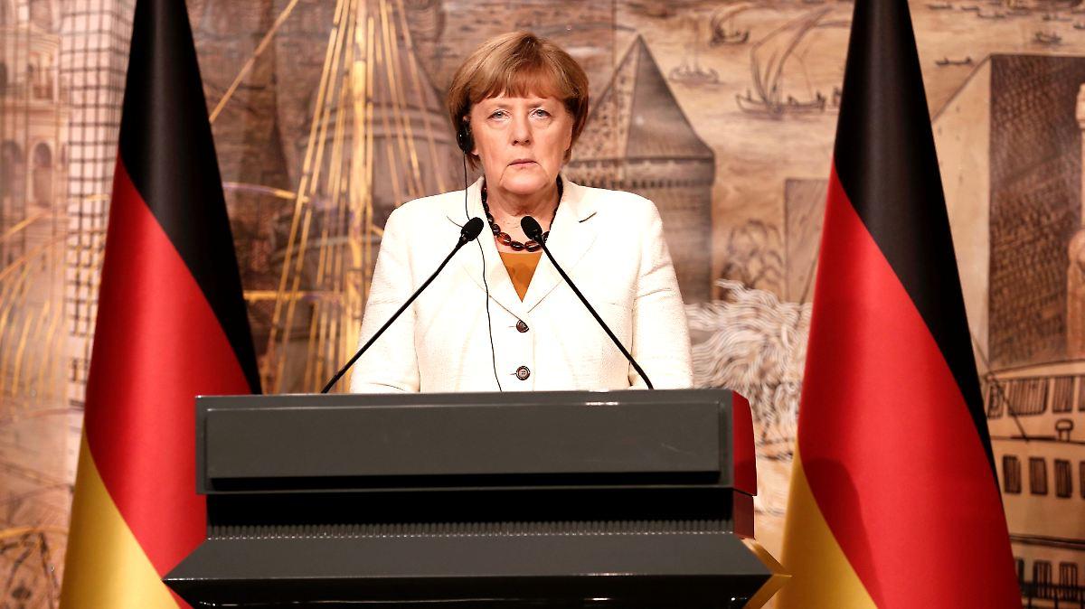 """Das ist Merkels neue """"neue Außenpolitik"""""""