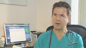 """""""Dann komme ich in die Strafbarkeit"""": Schmerzmediziner warnt vor neuem Sterbehilfe-Gesetz"""