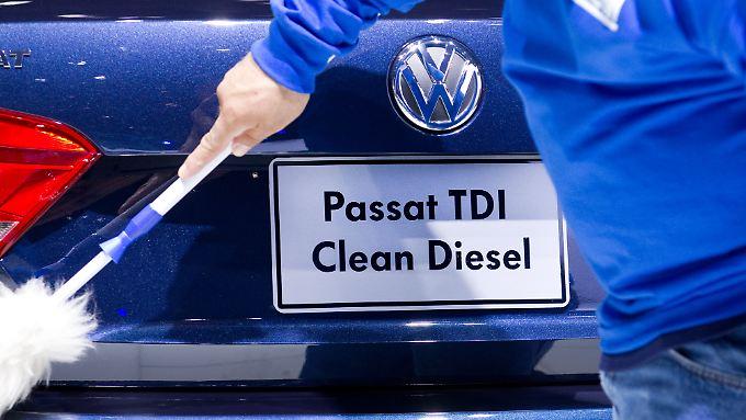 Clean Diesel war das Motto von VW in den USA, um das Truck-Image von Diesel aufzupolieren.