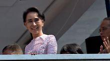 Erste freie Wahlen in Myanmar: Regierung räumt Niederlage ein