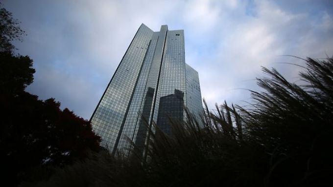 Die Deutsche Bank steht vor einem Kurswechsel.