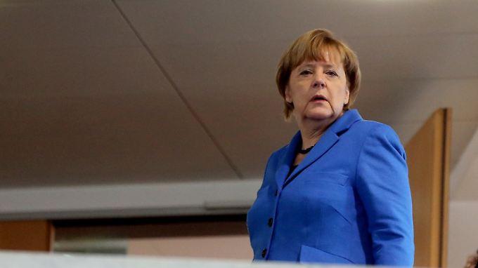 Angela Merkel will vermitteln.