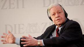 Ölkrise, Kernenergie, G7: Was von Helmut Schmidts Wirtschaftspolitik bleibt
