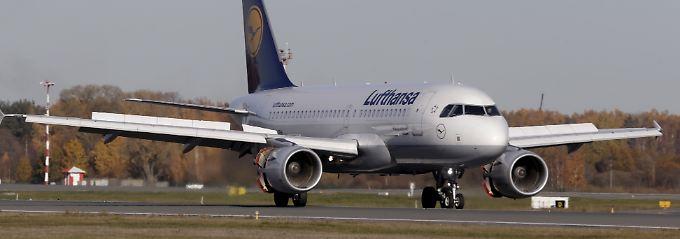 """""""Wir brauchen ein Signal"""", heißt es bei der Lufthansa: """"Sonst müssen wir von einem Vollstreik ausgehen."""""""