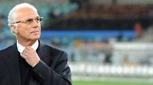 Bestechung vor WM-Vergabe?: Beckenbauer attackiert Rauball und den DFB