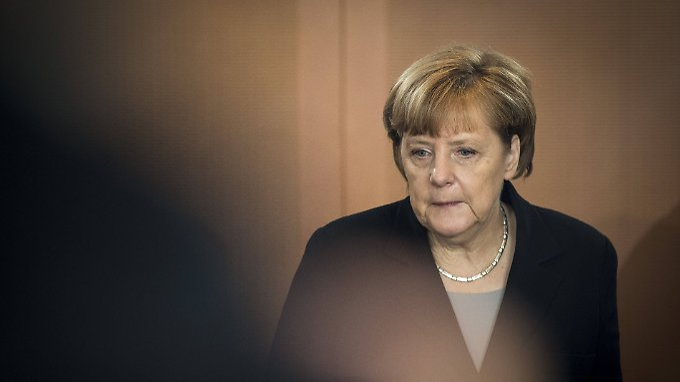 Bislang drittlängste Kanzler-Zeit: Angela Merkel.