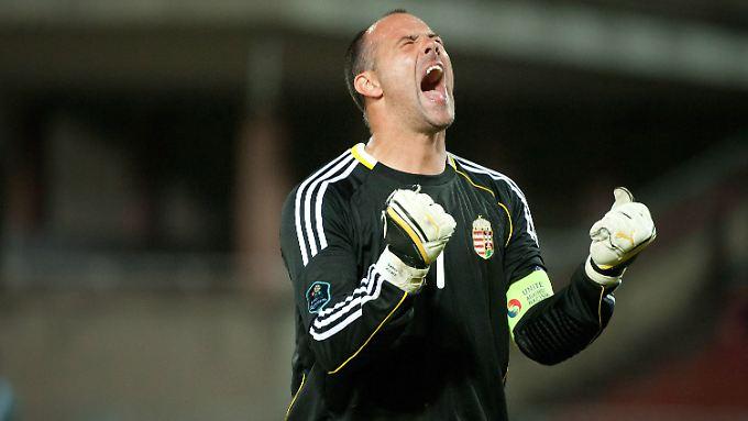 Gabor Kiraly spielte in Deutschland für Hertha BSC und 1860 München.