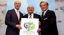Beckenbauer will mit DFB-Spitze reden: Mayer-Vorfelder kannte wohl Warner-Deal