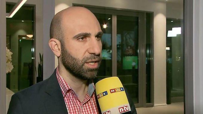 """Autor Mansour zu Terror in Paris: """"Der Terrorismus ist ein Produkt unserer Gesellschaft"""""""