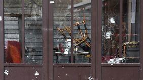 """""""Nein, das darf nicht sein"""": Augenzeuge filmt Eindrücke von Pariser Tatort"""
