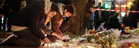 """Paris unter Schock: """"Es war wie im Krieg"""""""