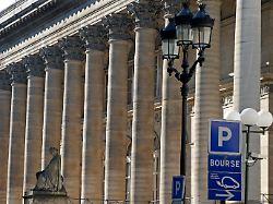 Nach der Anschlagsserie: Französische Börse will am Montag öffnen