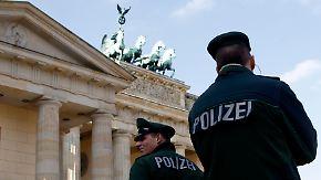Berlin als Terrorziel: Behörden schließen Bedrohung aus