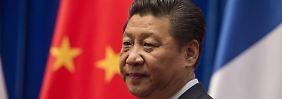 Chinas Präsident Xi Jinping will nun auch im Finanzsektor mit der Korruption aufräumen. Dabei steht er selber im Verdacht.