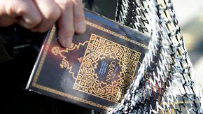 Warnung von BND und Verfassungsschutz: Golfstaaten fördern Salafismus-Szene in Deutschland