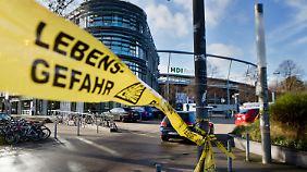 Sprengsätze im Rettungswagen: Geheimdienstpapier soll Plan der Terroristen verraten