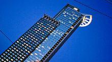 """Der sogenannte """"Westend Tower"""", die Zentrale der DZ-Bank, in Frankfurt am Main."""