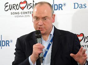 """Hält Naidoo für einen """"Ausnahmekünstler"""": ARD-Unterhaltungskoordinator Thomas Schreiber."""