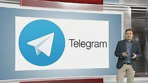 n-tv Netzreporter: IS kommunizierte über Berliner Messenger
