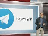 Der Börsen-Tag: Messenger Telegram plant eigene Währung