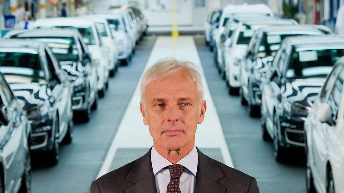 Fristen laufen ab: Volkswagen muss Fakten liefern