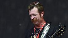 """""""Viele stellten sich vor andere"""": """"Eagles of Death Metal"""" reden über Anschlag"""