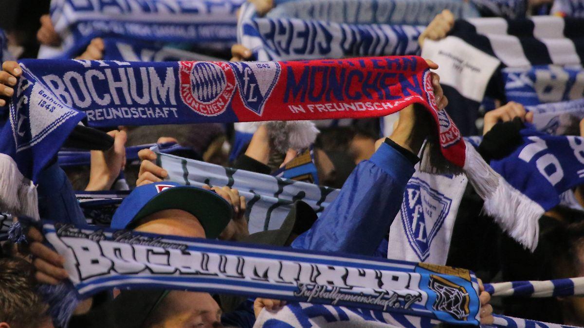 Bochum Bayern Fanfreundschaft