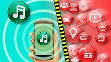 Hinterm Rücken der Nutzer: Gratis-Apps senden unnötig viele Daten