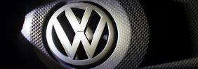 EU-Autoabsatz ohne Schwung: VW büßt Marktanteile ein