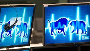 Turbulentes Börsenjahr: Countdown für Jahresendrally läuft