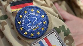 Bis zu 650 Soldaten nach Mali: Bundeswehr soll Frankreich im unsicheren Norden ersetzen