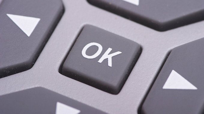 """Das Wort """"OK"""" ist im Alltag vieler Kulturen verbreitet."""