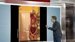 """n-tv Netzreporter: """"Condom Challenge"""" sorgt für Furore im Netz"""