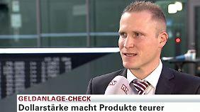 Geldanlage-Check: Sören Hettler, DZ Bank