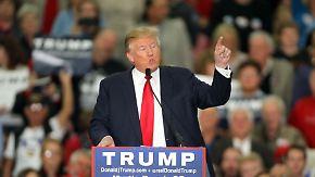 Nächste verbale Peinlichkeit: Donald Trump macht behinderten Journalisten nach