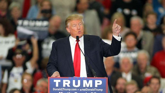 Nächste verbale Peinlichkeit: Donald Trump greift behinderten Journalisten an