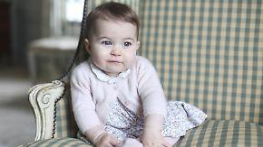 Promi-News des Tages: Kate veröffentlicht ihre neuen Fotos von Prinzessin Charlotte