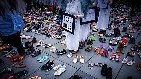 Verbot einer Großdemonstration: Weltklimagipfel startet nach Krawallen in Paris