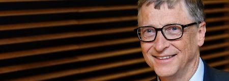 Zuckerberg macht mit: Gates will Klima mit Milliarden retten